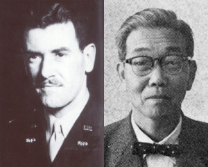 colonel murray sanders Japan biological weapons