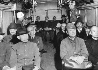 IMTFE opening 1946