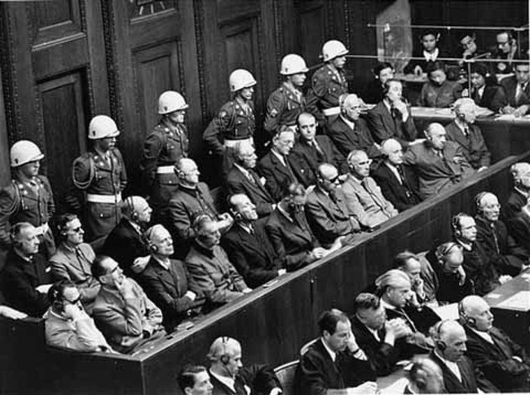 Nuremberg trial concludes