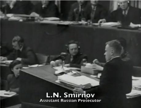 Lev Smirnov Nuremberg