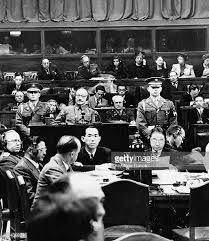 Final verdict IMTFE November 1948